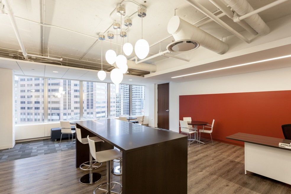 300 South Wacker Office Floor