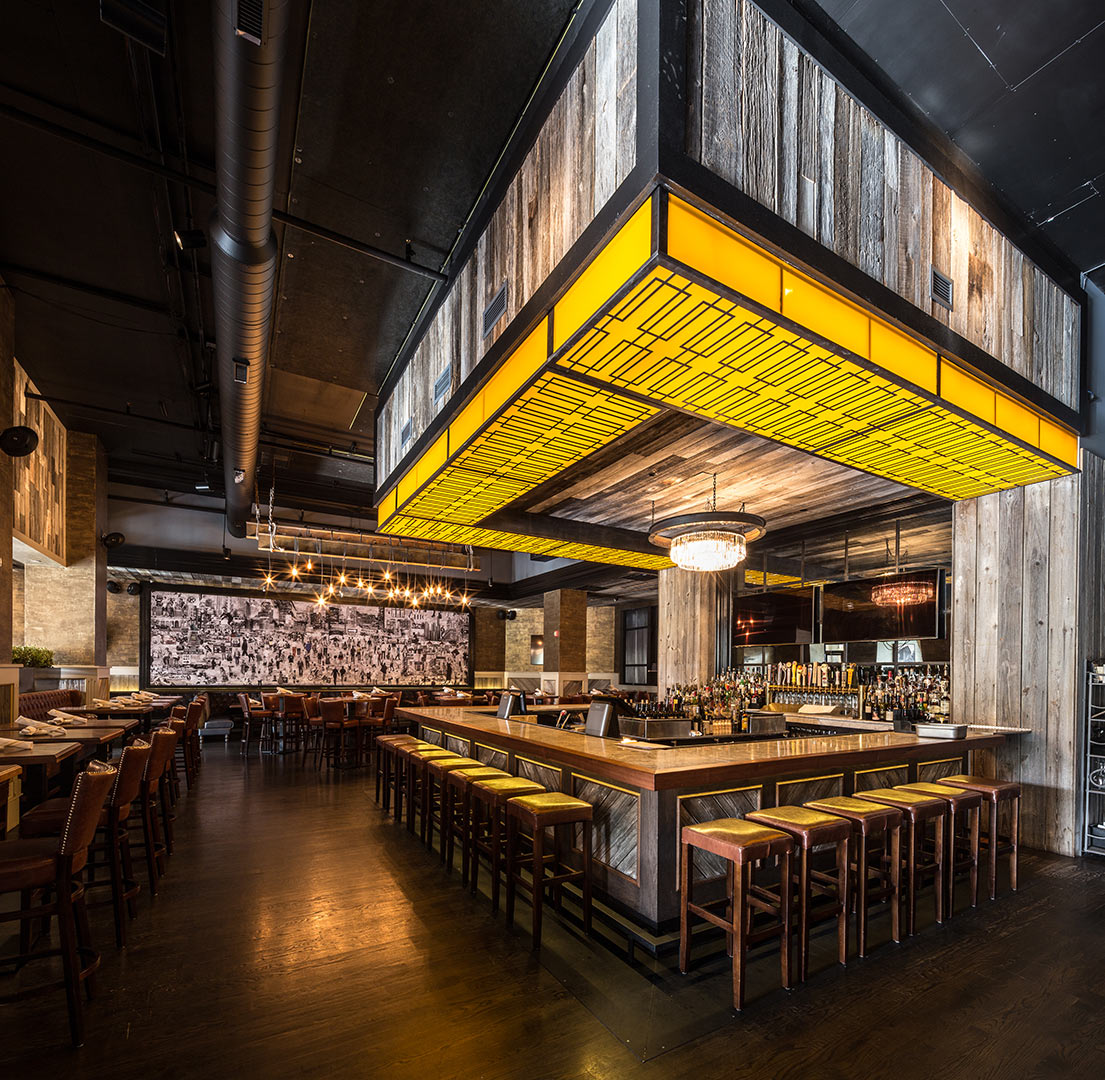 Interior restaurant photography chicago architecture - Commercial interior design chicago ...