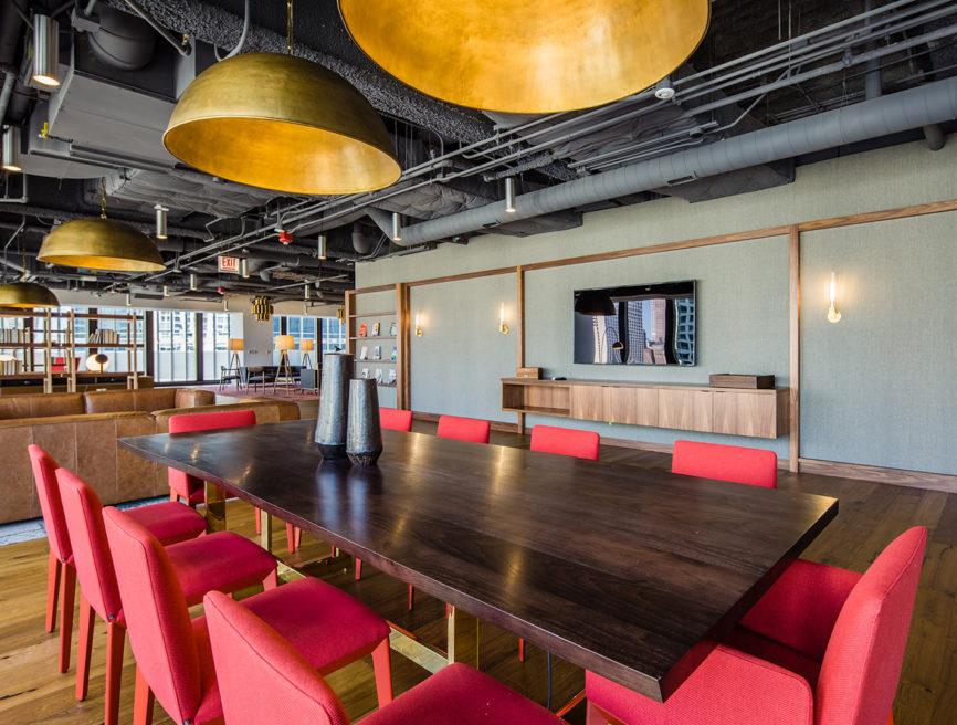 330 N Wabash Tenant Lounge